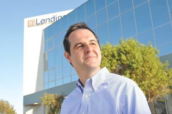 Lending Club CEO Renaud Laplanche.