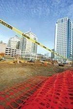 Shorenstein seeks tenants for Oakland building