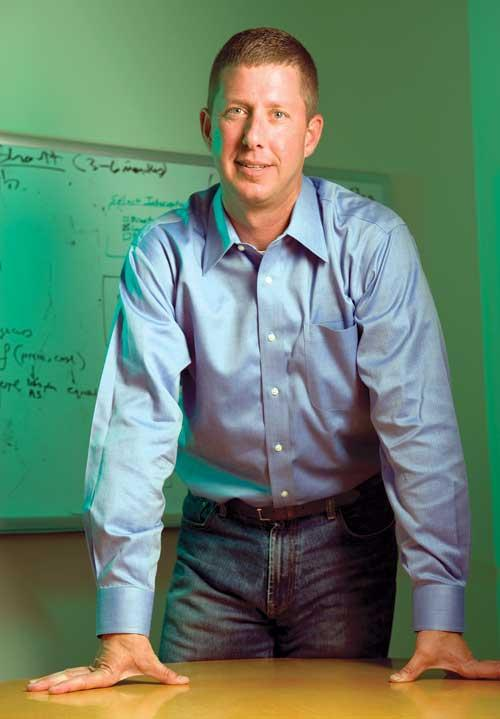 The perfect formula: Mathematical modeling can help drug companies show their products will be the cheapest and the best, says Archimedes' Peter Alperin.