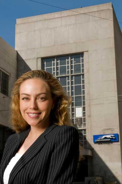 """I am very patient and I persevere,"" says Maria Ayerdi-Kaplan."