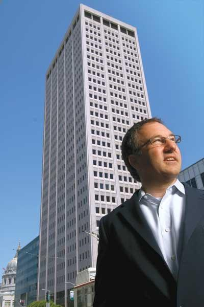 """""""It would be like the crown jewel of Van Ness Avenue,"""" said Marc Babsin, a principal with Emerald Fund."""