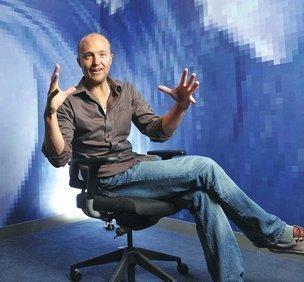 Longboard Media's Jim Barkow