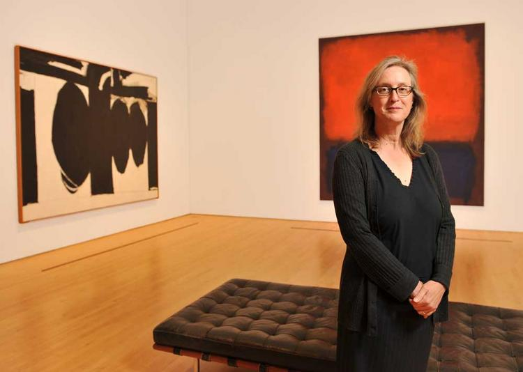SFMOMA is planning to work with other institutions, says SFMOMA's Janet Bishop.