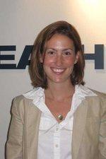 Emily Bobel, executive of Teach for America Bay Area
