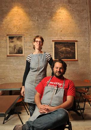 State Bird Provisions, from newcomers Stuart Brioza and Nicole Krasinski, has been nominated as a semifinalist for the James Beard Awards.