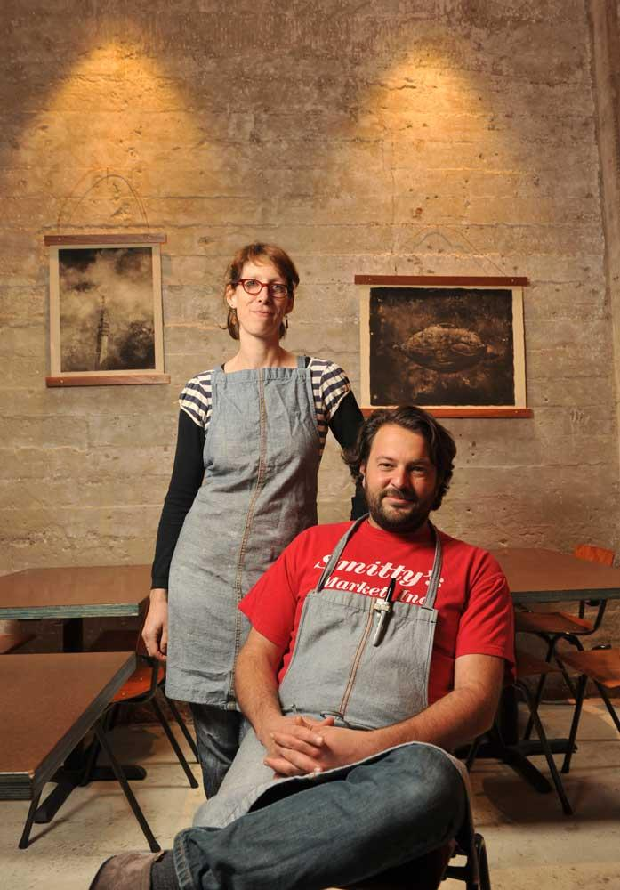 State Bird Provision owner Stuart Brioza and Nicole Krasinski likely have no idea that their reservations system has been hacked.