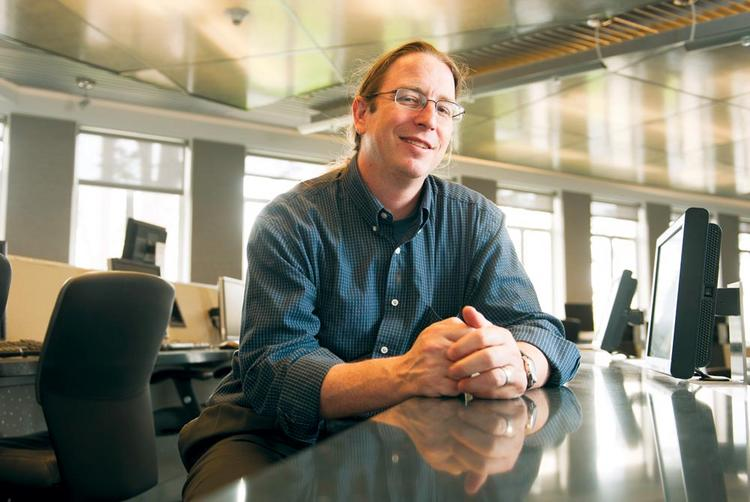 "The Bay Area's tech boom means ""software engineers can't be hired fast enough,"" says Chris Brooks at USF."