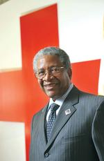 Harold Brooks, CEO of American Red Cross, Bay Area Chapter