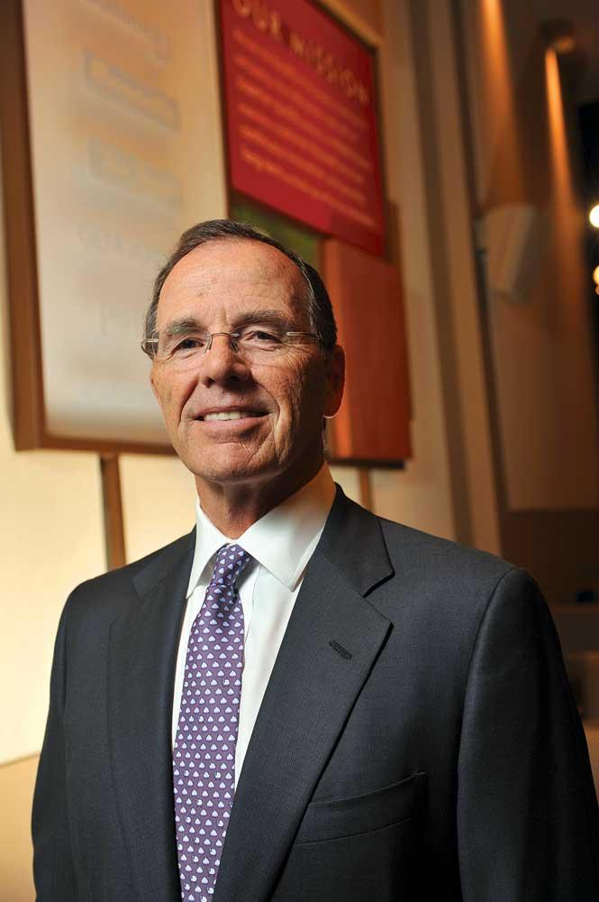 Safeway, which owns Blackhawk Network, is led by CEO Steven Burd.