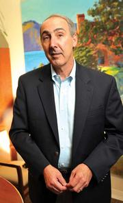 Kenneth Burns, CEO of Patelco Credit Union.