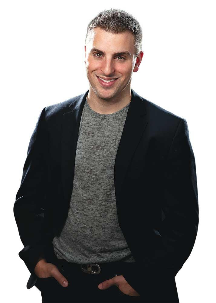 Brian Chesky, co-Founder & CEO, Airbnb Inc.