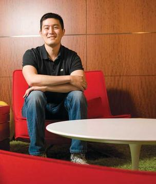 Funzio Inc. founder and CEO Ken Chiu.