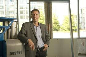 Chris Haskell, head of Bayer's U.S. Science Hub in Mission Bay: Developing relationships.