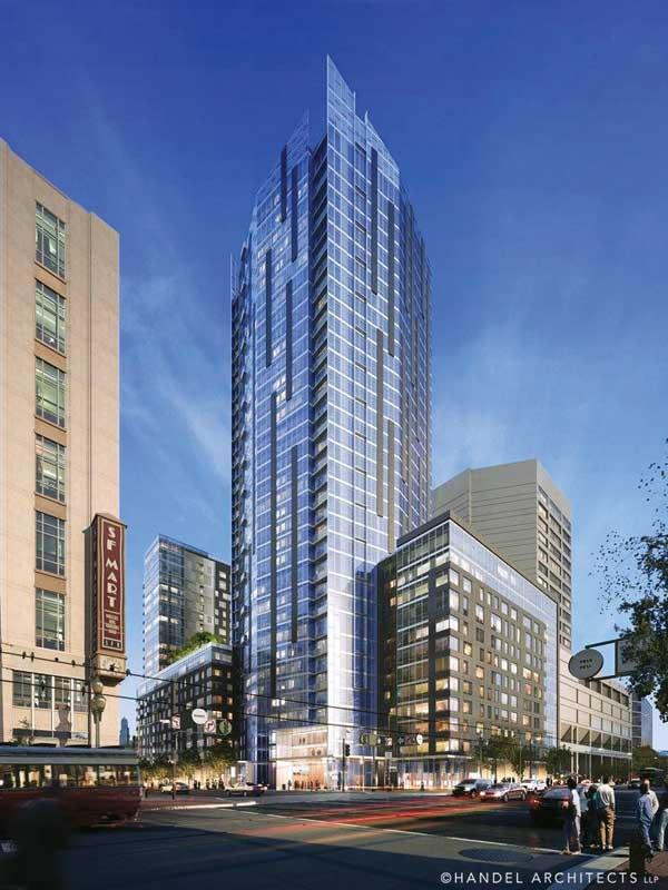 Crescent Heights will start building its 749-unit project in Mid-Market.