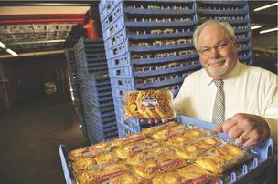 """It's a changing industry,"" says David Kunkel, COO of Svenhard's Bakery. ""All of the major bakeries have been gobbled up by bigger companies."""