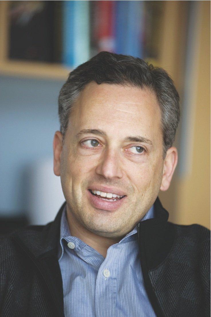 Yammer CEO David Sacks.