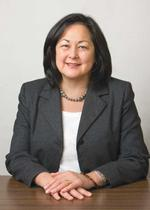 Mary <strong>Denton</strong>, CEO of Sunny Hills Services