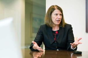 Bank of America's Barbara Desoer has been named one of the Most Powerful Women in Banking.