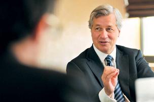 JPMorgan CEO Jamie Dimon.