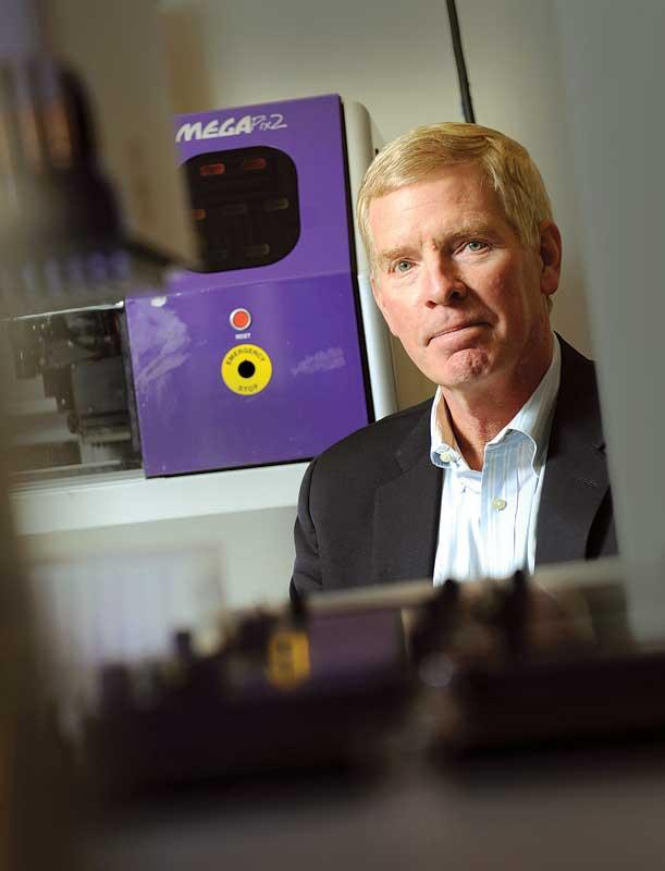 Ed Dineen, the former CEO of South San Francisco-based LS9, has joined Siluria as CEO.