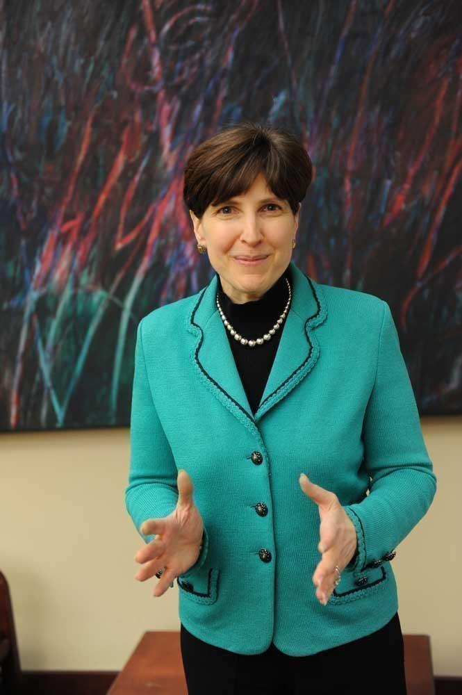 """""""Law in action"""": Robin Feldman heads Hastings' Law & Bioscience Project."""