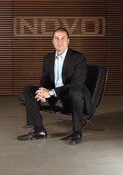 Jim Fowler, CEO of Novo Construction.
