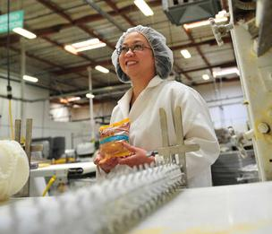 Goldilocks USA has been expanding since it started in Southern California in 1976, says Agnes Francisco.