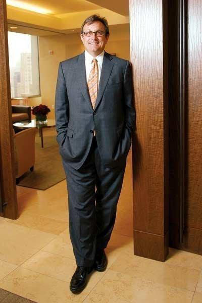 Andrew Giacomini, managing partner of Hanson Bridgett LLP.