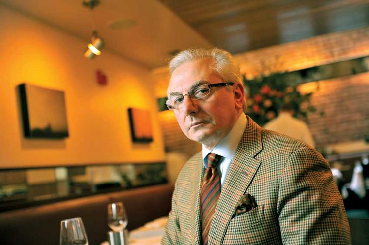 """""""I'm not happy about it,"""" says Perbacco owner Umberto Gibin, who's on the hook for $35,000."""