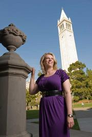 Erin Gore is associate vice chancellor & CFO at University of California Berkeley.