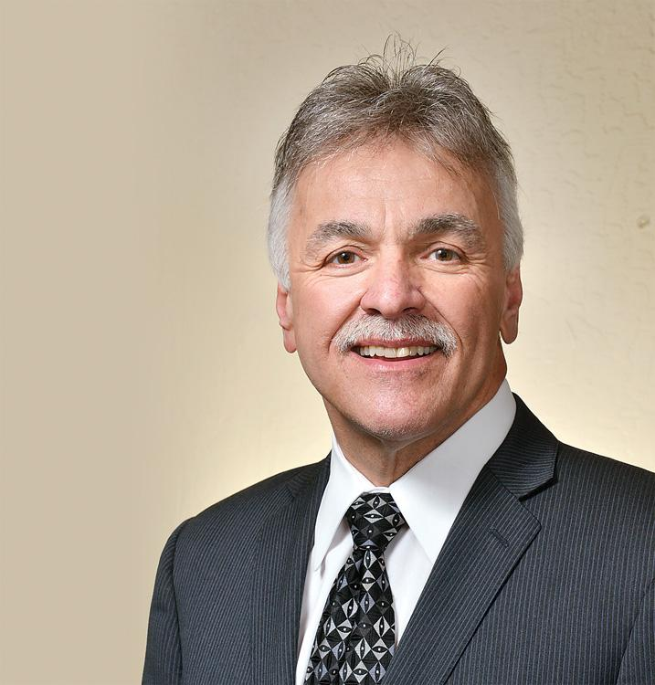 George Guarini, CEO of Bay Commercial Bank.