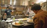 Moreira is the resident cook through April 1.