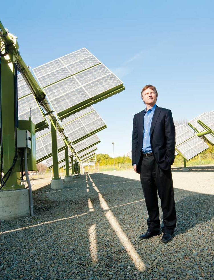 """""""We think we really killed it in terms of energy management,"""" says Gudmundson."""