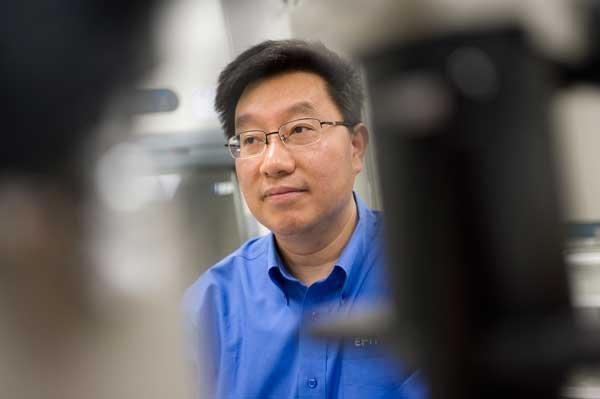 Guo-Liang Yu has helped half a dozen companies set up operations in China.