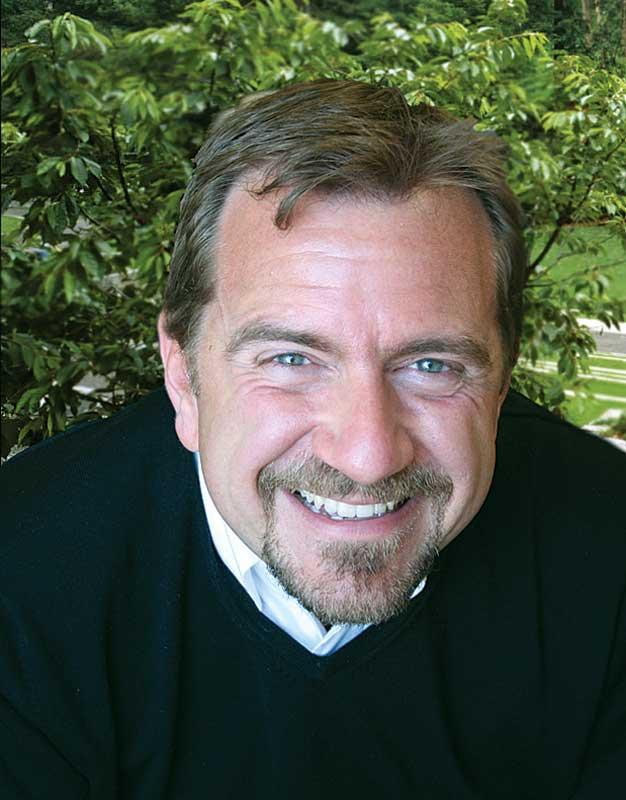 Steven P. Haines, executive director of Stern Grove Festival.