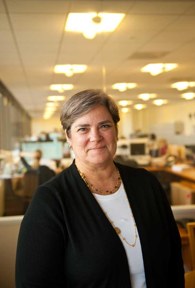 Kathryn Hall, CEO and chief investment officer of Hall Capital Partners.