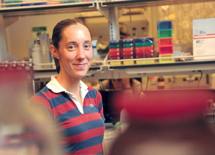 CEO Rachel Haurwitz: Startup in a Box made it possible to launch Caribou Biosciences.