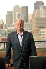 Jeffrey Hoopes, president of Swinerton Builders.