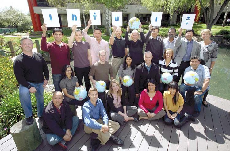 Intuit employees have access to financial incentives for proposing game-changing ideas.