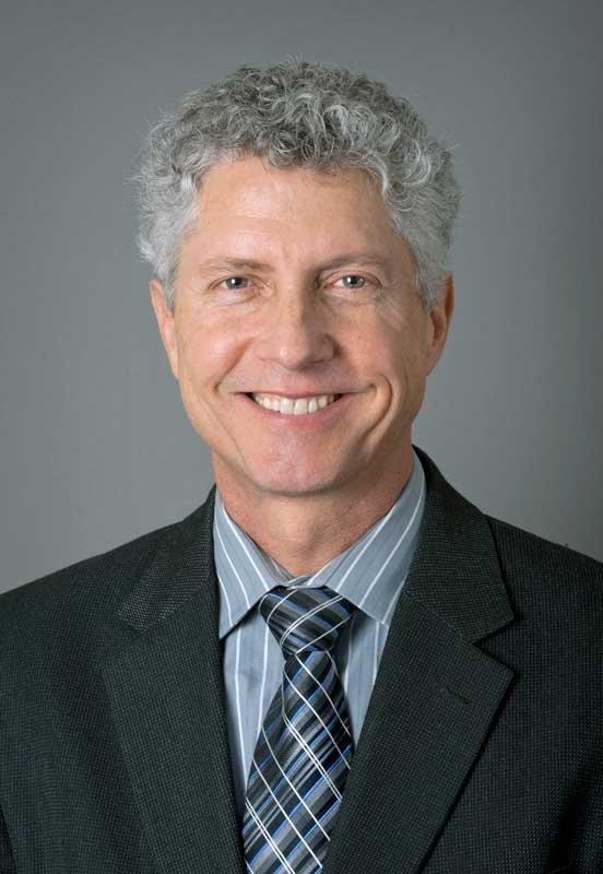 Jes Pedersen, CEO of Webcor Builders.