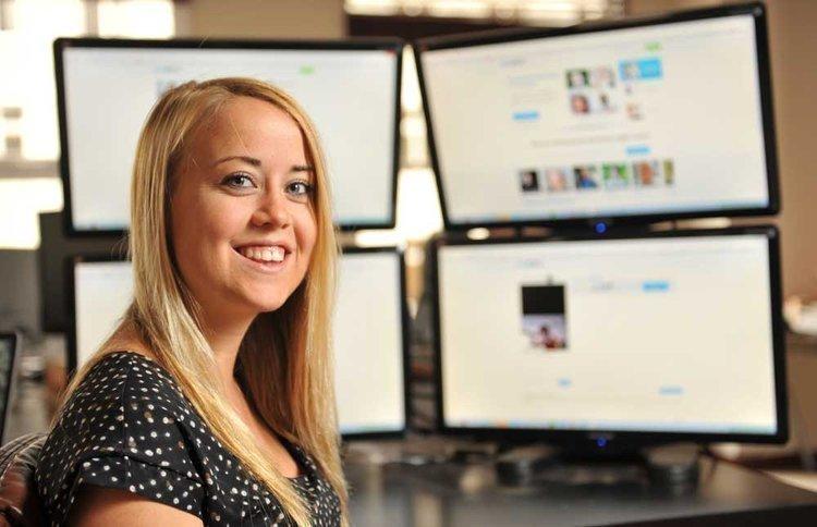 Alison Johnston's InstaEDU landed $1.1M to fund its tutoring-on-demand service.