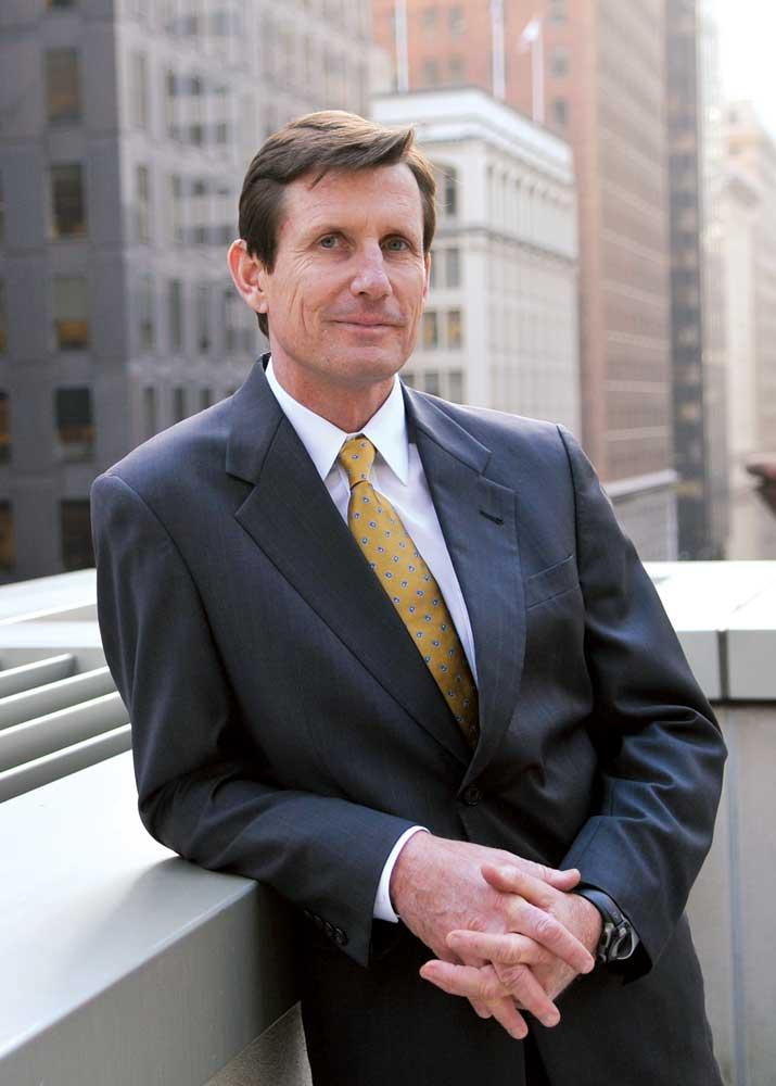 CEO Michael Kamm hired nine former Grubb brokers at Cassidy Turley BT.