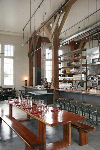 Chef Jackson had turned down its current home once, before rethinking the 100-year-old site.