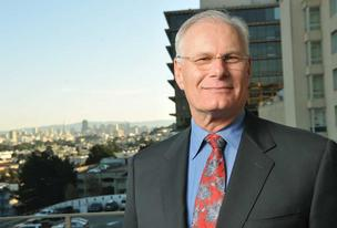Challenges pile up for longtime UCSF Medical Center CEO Mark Laret.
