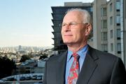 CEO Mark Laret.