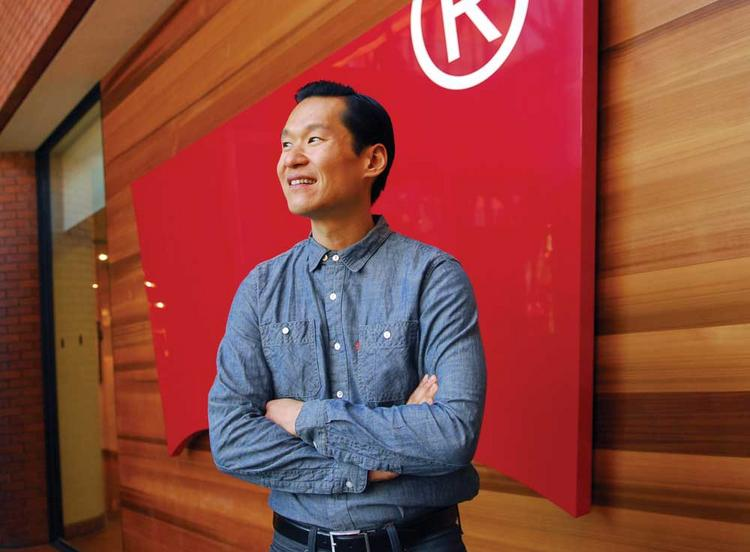 Charity begins at work: Benefits packages still don't address AIDS, says Levi's Daniel Lee.