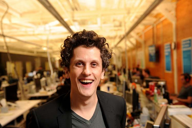 The $125 million funding of Box Inc., led by CEO Aaron Levie, was among the 10 biggest VC investments of 2012.