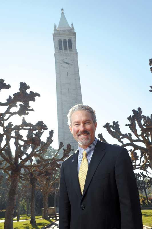 """""""There are objectives beyond narrowly defined economic outcomes,"""" says Cal business school Dean Richard Lyons."""