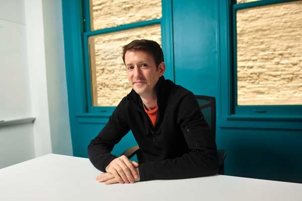 Matt MacInnis, CEO of Inkling.