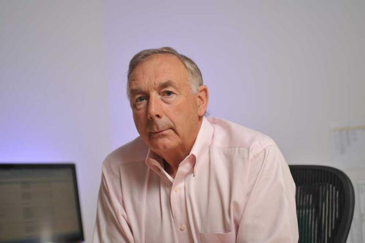StemCells President and CEO Martin McGlynn.